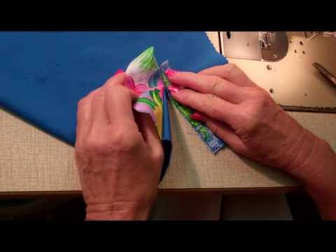 Perfect Sleeve Placket with small facing - Lilo Siegel