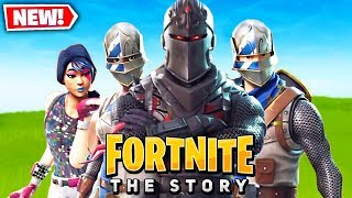 The Story of Fortnite Episode 1