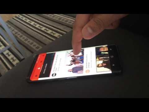Samsung Galaxy S8 touchscreen problem?