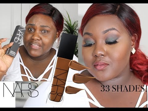 THIS FLAWLESS NARS FOUNDATION WOULD CHANGE YOUR MAKEUP GAME!