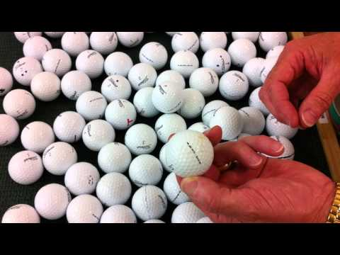 Standard Grade Golf Balls