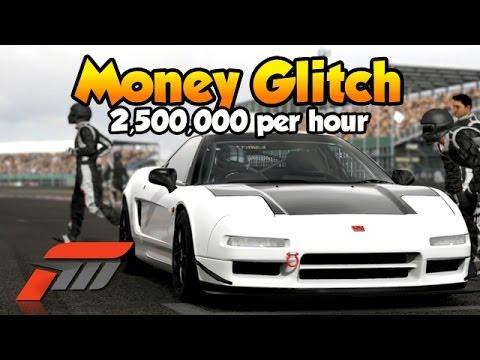 Forza 5 - Money Glitch: 2.5 MILLION Per Hour How To Guide w/ Remy Mugen (Forza Motorsport 5)
