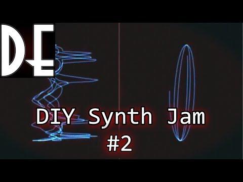 DIY Synth Jam #2 - Electric Enigma