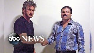 Sean Penn Had Secret Meeting With