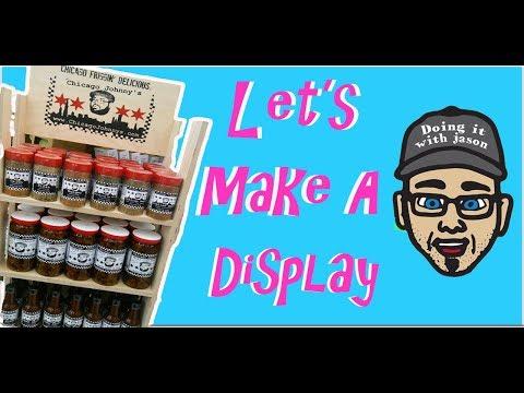 Easy Storage Shelves DIY