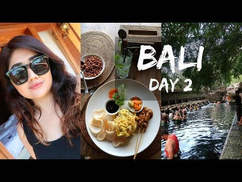 Bali 2018 Vlog : Day 2   corallista