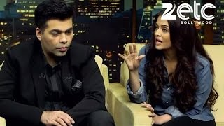 Aishwarya Rai Bachchan & Karan Johar Interview with Komal Nahta • Part 1