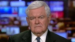 Newt Gingrich: The left