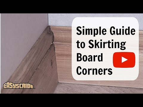 Simple Guide to Skirting Board Corners
