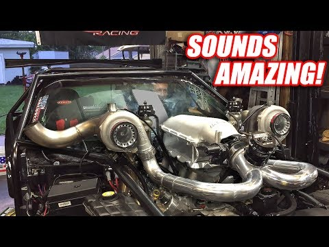 Turbocharging Leroy Ep.4 - IT'S ALIVE (so much SPOOL)