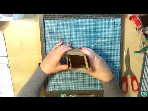 Envelope Punch Board Cracker Boxes
