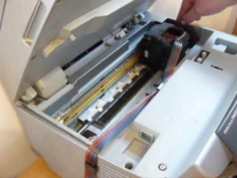 RX500, RX600, RX620, RX630,RX640,RX510 Cis Ciss continuous ink system install