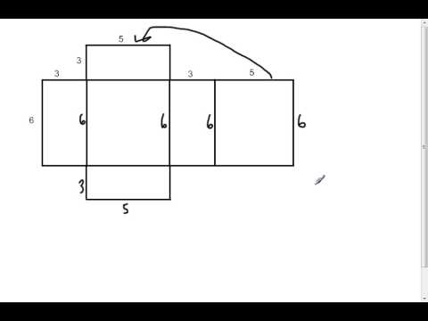 Rectangular Prisms - Volume and Surface Area(7.2)