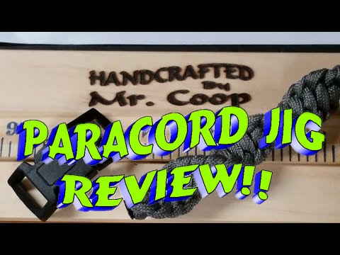 Mr. Coops Paracord Jig Review
