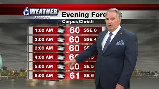 Download Coastal Bend Weather Jan 17, 6 pm Video