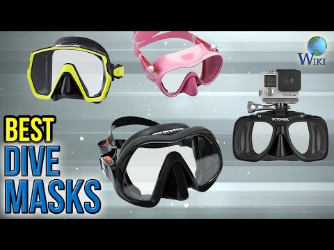10 Best Dive Masks 2017