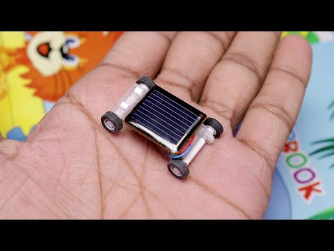 Xxx Mp4 How To Make A Mini Solar Powered Car World Smallest 3gp Sex