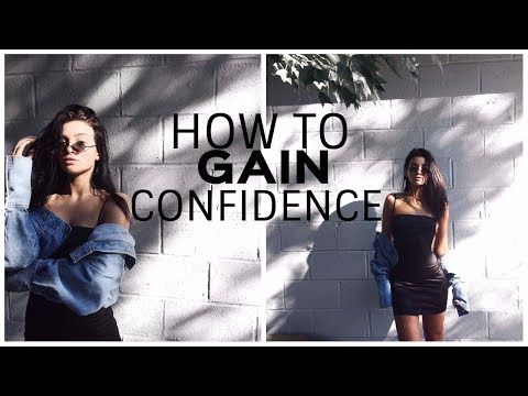 HOW TO GET CONFIDENCE AND LOVE YOURSELF | Be a boss & not care what anyone thinks of you!