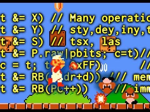 Creating a NES emulator in C++11 (PART 1/2)