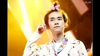 【TFBOYS易烊千玺】和小苹果头一起heart走起 千玺focus ALIVE FOUR 四周年演唱会【Jackson Yi YangQianXi】