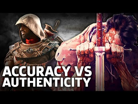 Accuracy vs. Authenticity in Video Games