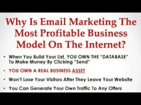 HOW TO START OUR OWN EMAIL MARKETING BUSINESS GET RESPONSE REVIEW