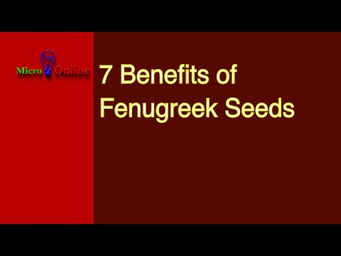 7 Fenugreek Benefits that could change your life