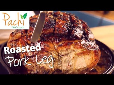 How to Make - Roasted Pork Leg