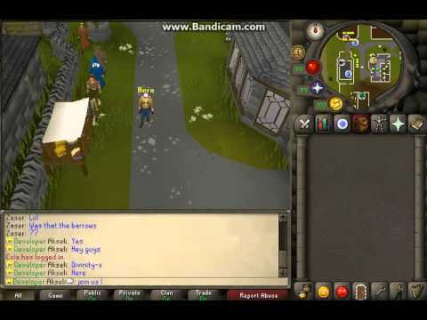 new 317 oldschool osrs join now! good rsps vps