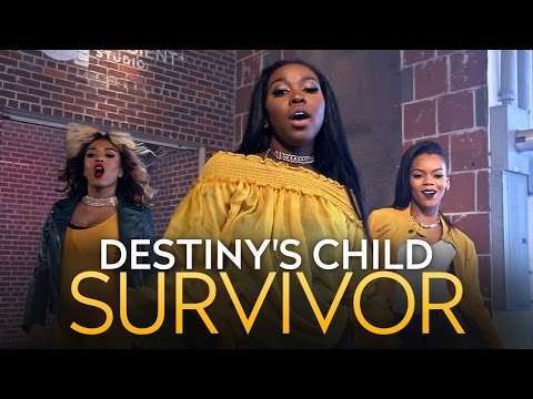 Destiny's Child - Survivor / Rock The Boat