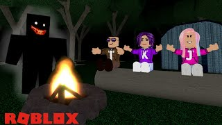 SCARIEST CAMPING TRIP EVER! / Roblox: Camping 🏕