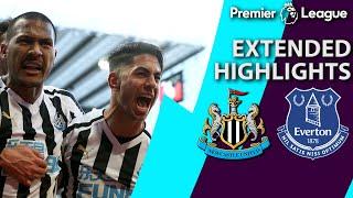 Newcastle v. Everton | PREMIER LEAGUE EXTENDED HIGHLIGHTS | 3/9/19 | NBC Sports