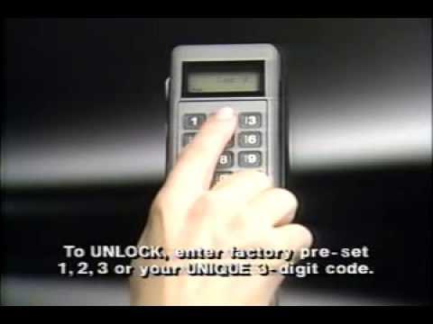1994 Motorola Cell Phone Instructional Video