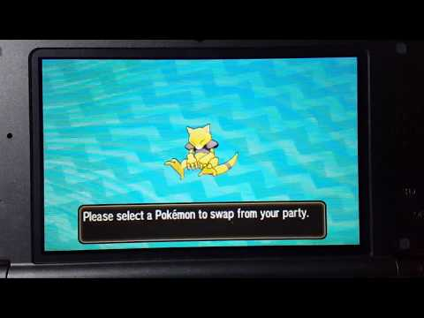 Pokemon Ultra Sun & Moon Walkthrough: Episode # 13: Hau'oli City: How To Catch Abra!!