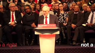 Jeremy Corbyn comes to West Bromwich: Post budget Rally