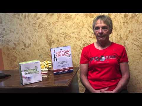 Marathon Runner Herniated Disc l5 s1 Treatment -- Karen Kowalik