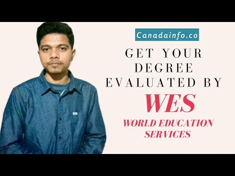 WES | Get Your Degree Evaluated According to Canadian Standards by World Education Services