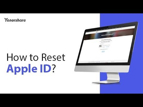 How to Reset Apple ID (If Forgot Apple ID or Password)