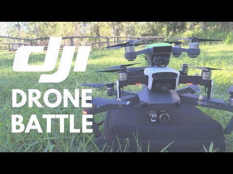 DJI Drone Battle | ft. Jackals Hide