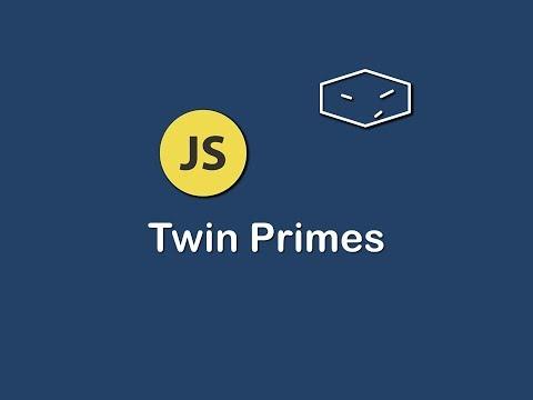 twin primes in javascript