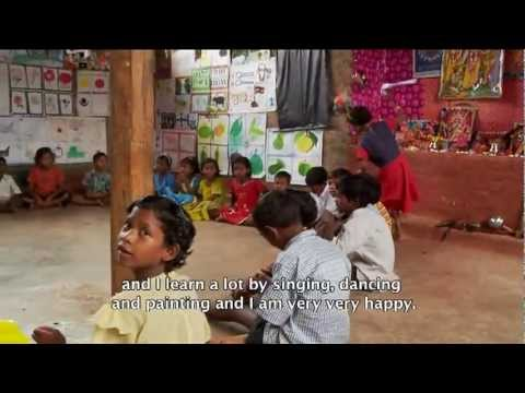Multi Lingual Early Learning Programs for Tribal Children in Odisha India