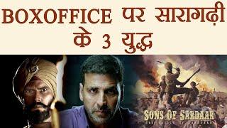 Akshay Kumar's Kesari, Ajay Devgn's & Randeep Hooda's Saragarhi MAJOR Clash on Box Office  FilmiBeat