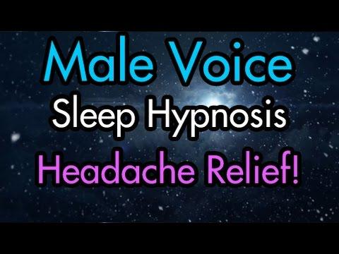 Headache Relief Sleep Hypnosis - Male Voice