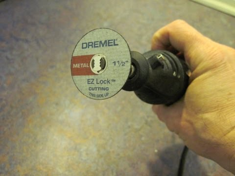 Dremel EZ Lock Metal Cutting Wheel #456