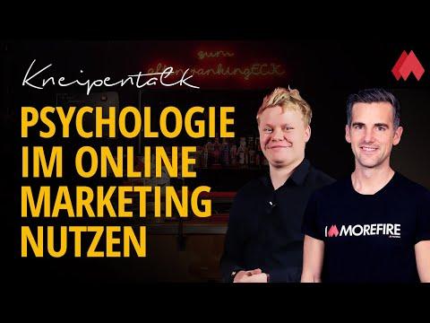 Psychologie im Online Marketing nutzen | morefire Kneipentalk