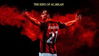 Zlatan Ibrahimovic ➤The King of Ac Milan⚈2019\\20