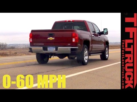 2017 Chevy Silverado 6.2L 0-60 MPH Review: How Fast Is the Most Powerful Chevy Half-Ton?
