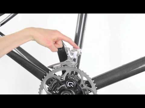FLO Cycling - Hanging the Derailleurs