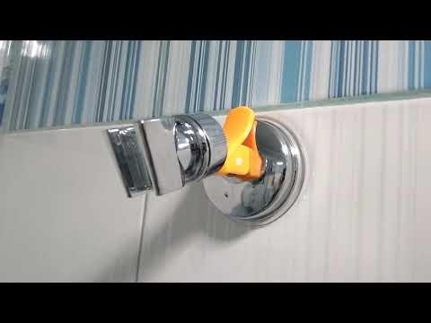 Bathroom Shower Head Holder