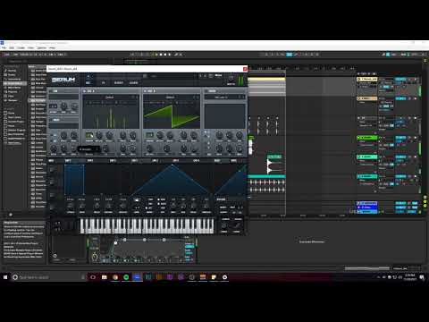 Writing Huge Melodic Dubstep in Ableton #1 (Track From Scratch)